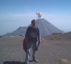 Volcan De Fuego Colimas Active Volcano - Active volcanoes in mexico